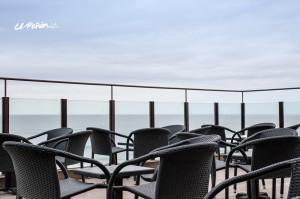 Terraza zona restaurante